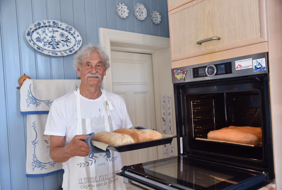 Stephen von Tetzchner, Norway, Cooking with our Leaders, ISAAC Connect