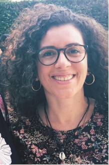 Daianne Serafim Martins, Member of Assistiva Tecnologia e Educação team, COM Acesso – UFRGS and ISAAC/Brasil