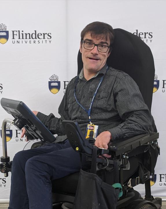 Darryl Sellwood, Flinders University, Australia