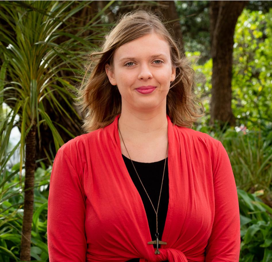 Hannah Waddington, Speaker, ISAAC Connect