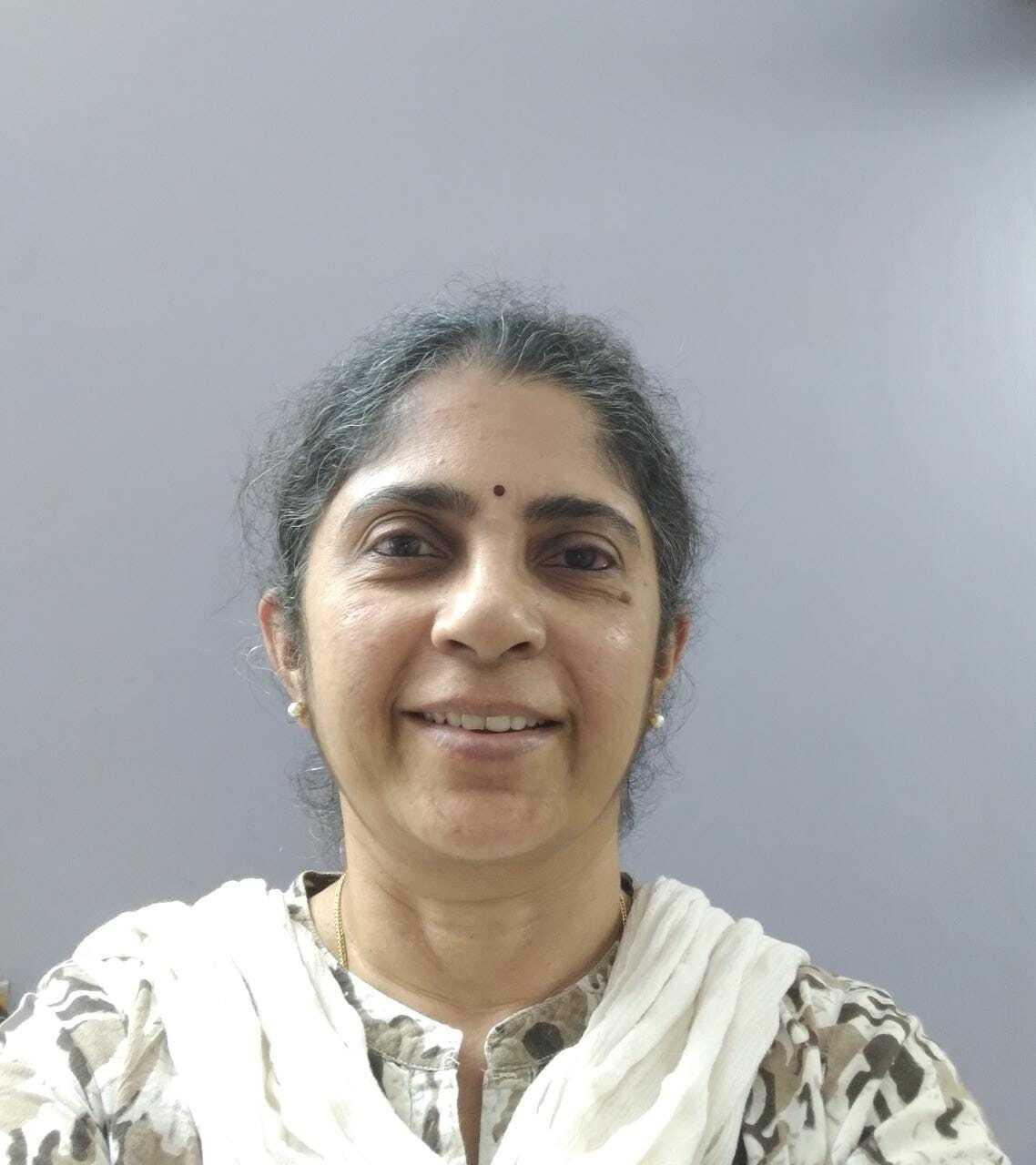Lalitha Nagarajan