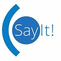SayIt! logo