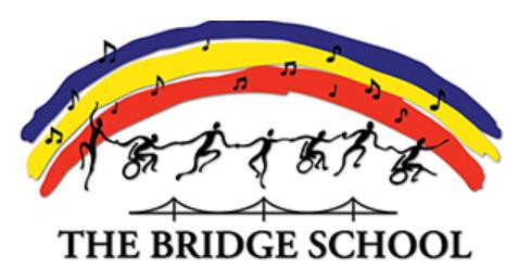 The Bridge School logo