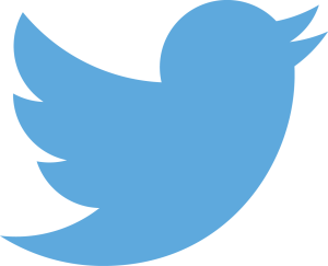 Twitter logo, linked to @ISAACconf2020 page